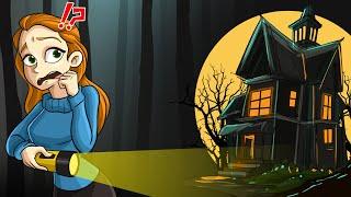 Я застряла в два часа ночи в хижине незнакомцев в лесу!