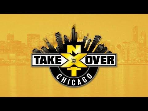 NXT Takeover Chicago 2018 Full Show Review   VELVETEEN HULKSTER?