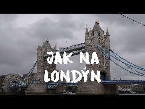 Londýn | Tohle tady musíš vidět a ochutnat!