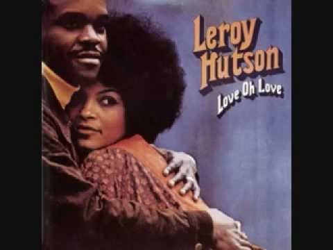 Leroy Hutson So In Love With You..