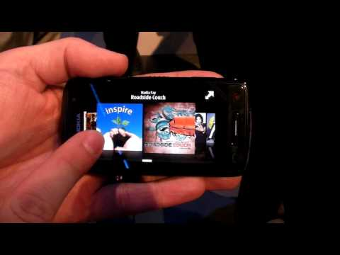 Nokia C6-01 smartphone hands-on preview