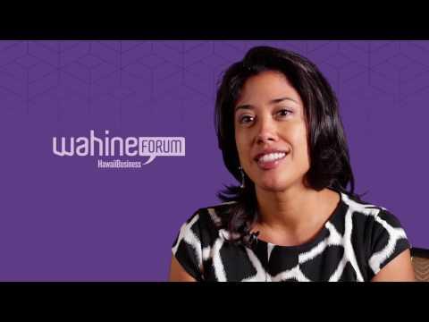 Hawaii Business Magazine - Wahine Forum: Sponsors