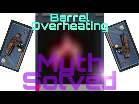 weapon overheating myth #lifeafter #nightfalls