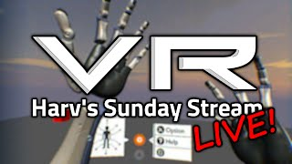 VR Dev and Chat! Harv