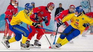 World Championship Bandy 2017 Russia - Sweden│ЧМ по хоккею с мячом Россия -  Швеция