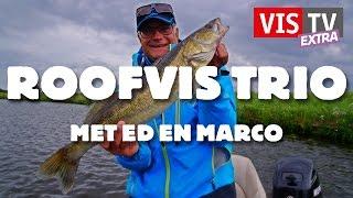 VisTV Extra #13 - Roofvis trio met Ed en Marco