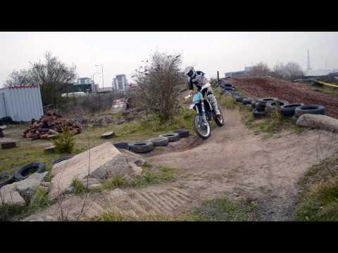 Riding Docklands