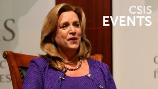 Smart Women, Smart Power: A Conversation with Deborah Lee James, Secretary of the Air Force
