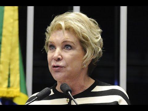 """Marta Suplicy vê como """"absolutamente necessária"""" a intervenção federal na segurança do Rio"""