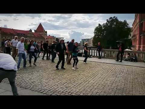 Flashmob WCS in Berlin 2017