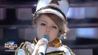 your face sounds familiar kids xia vigor s performances as taylor swift and ariana grande