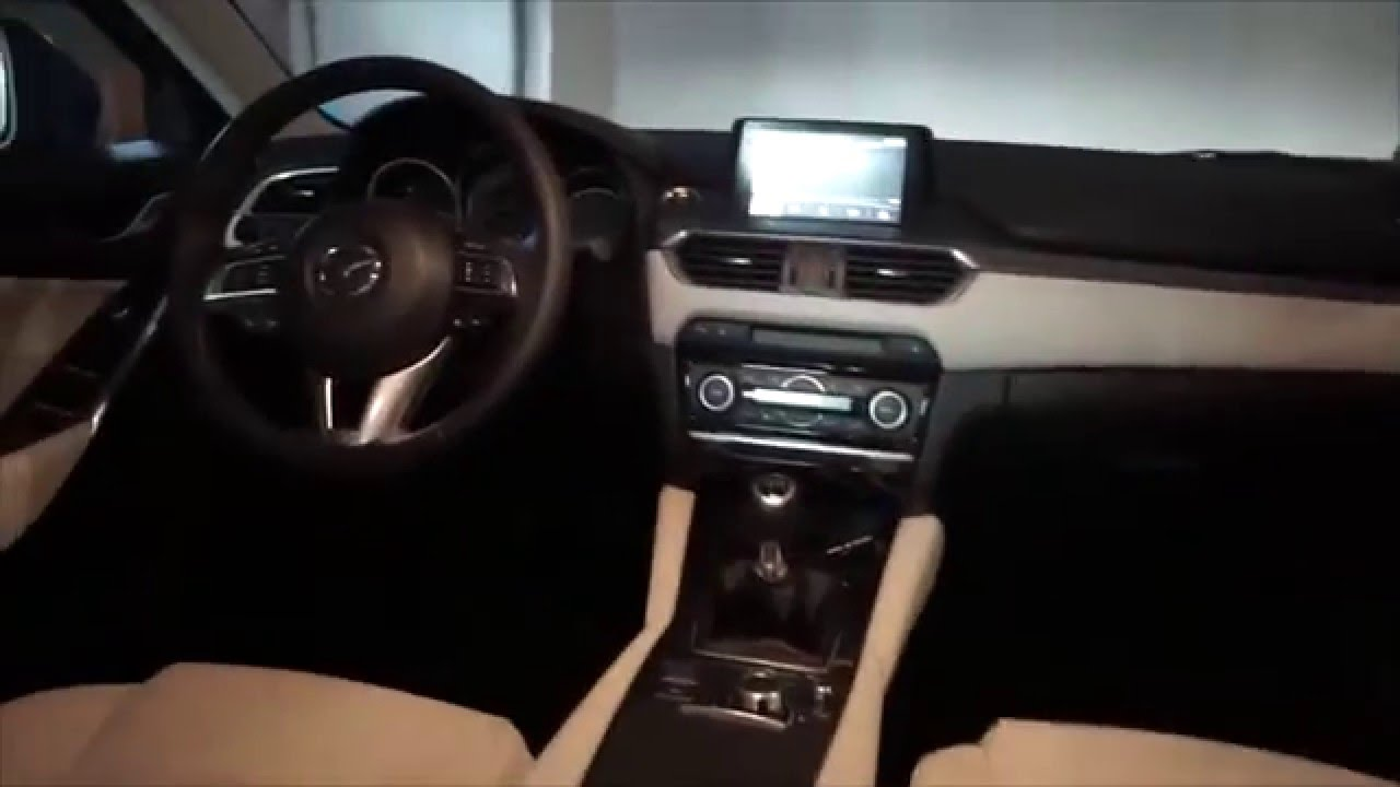 Mazda 6 2016 - Bose sound test - YouTube