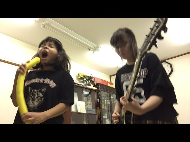 Cowboys from Hell - Pantera cover #パンテラ