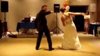 Смешной свадебный танец из Перми