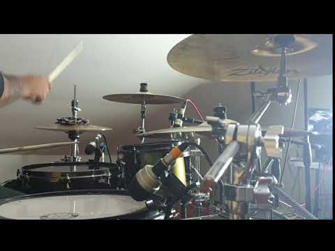 Underoath: Paper Lung (drum cover)