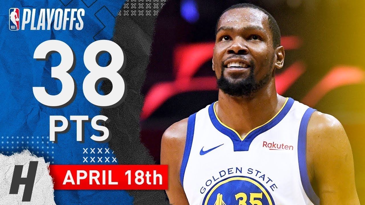 8da30c468e3 Kevin Durant Full Game 3 Highlights vs Clippers 2019 NBA Playoffs - 38  Points in 3 Qtrs!