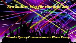 Ben Zucker - Was für eine geile Zeit - Instrumental von PIERRE FLEURY