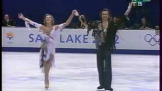 Olympics 2002 FD Irina Lobacheva & Ilia Averbuck