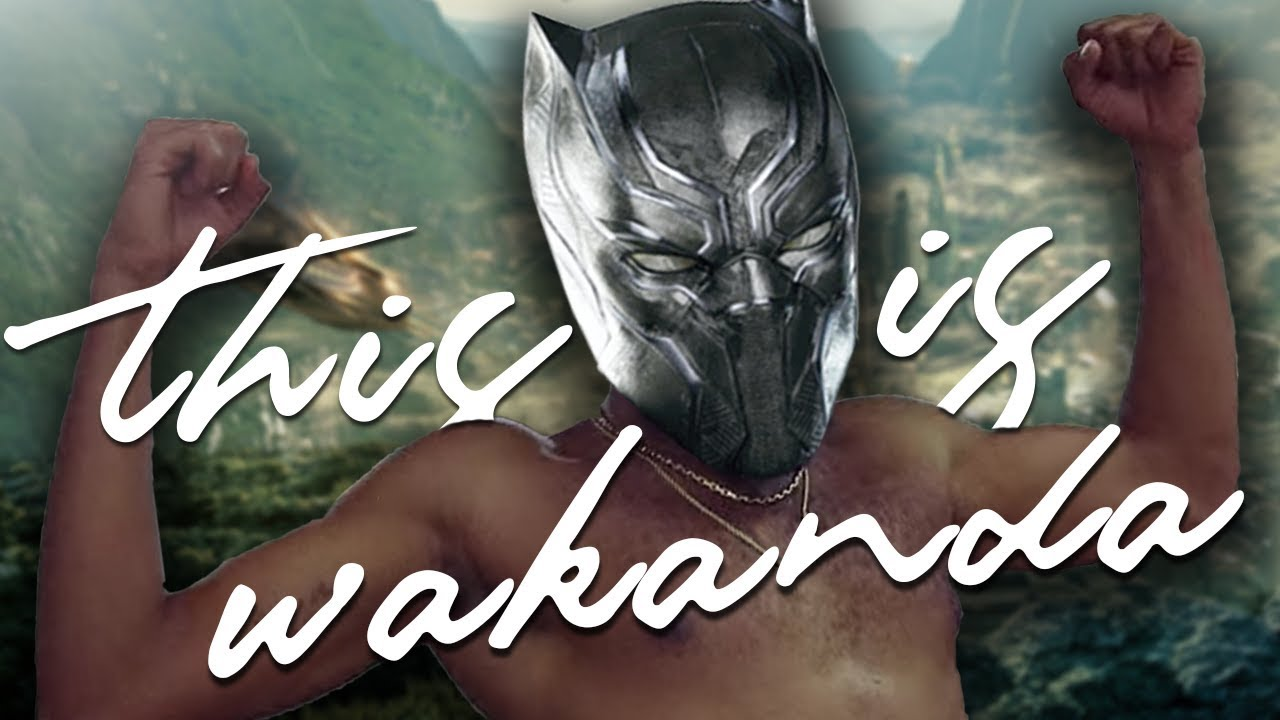 Black Panther - This Is Wakanda (Childish Gambino