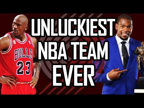 Unluckiest NBA Team Ever!? - BaldurNBA