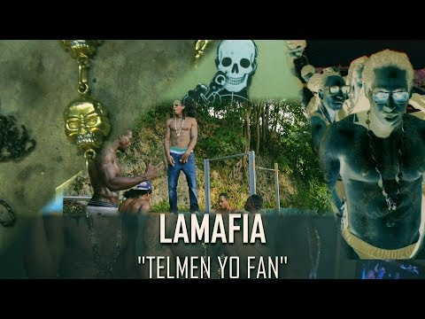 LA MAFIA - TELMEN YO FAN 🎶🎶💀 [PROD. YUNGSPLIFF]