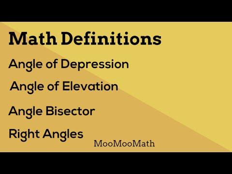 angle-math-definitions