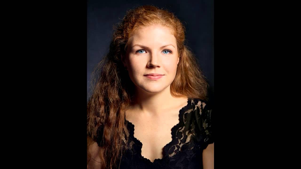 Quia Respexit from Bach's Magnificat - Maria Konradsdottir ...