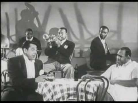 Cab Calloway  One For My Ba