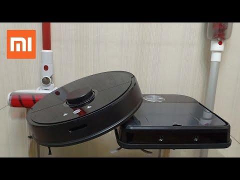 РОБОТ-ПЫЛЕСОС PROSCENIC 880L ПРОТИВ XIAOMI ROBOROCK S55 - НУЖЕН ЛИ ЛИДАР? ПОЛНЫЙ ОБЗОР