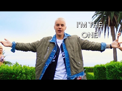 Justin Bieber Edit - I'm The One