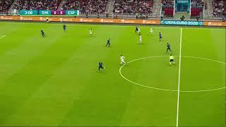 Slovacchia vs Spagna tutti i gol e gli Highlights Euro 2020 ps