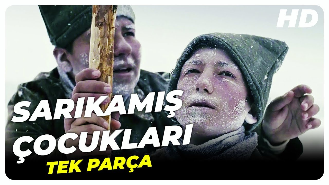Sarıkamış Çocukları | Türk Filmi | Full Film İzle