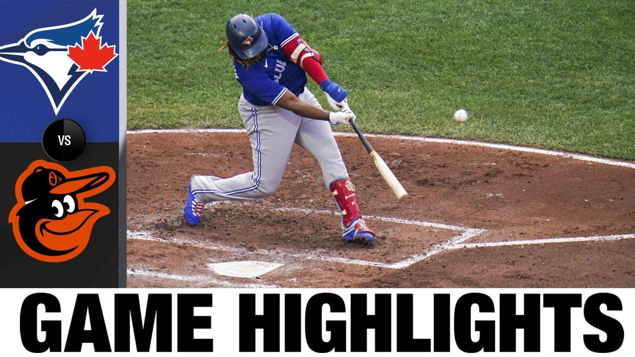 Download Blue Jays vs. Orioles Game 1 Highlights (9/11/21) | MLB Highlights