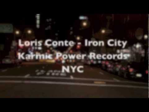 Loris Conte - Iron City (Original Mix)