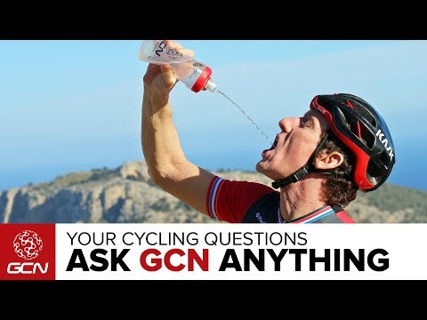 How Should I Fuel My Ride? | Ask GCN Anything About Cycling