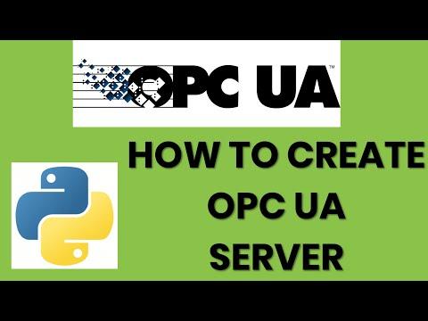 OPC UA Ep  2   Server