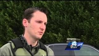 K-9 Officer Makes Last Visit To Elementary School