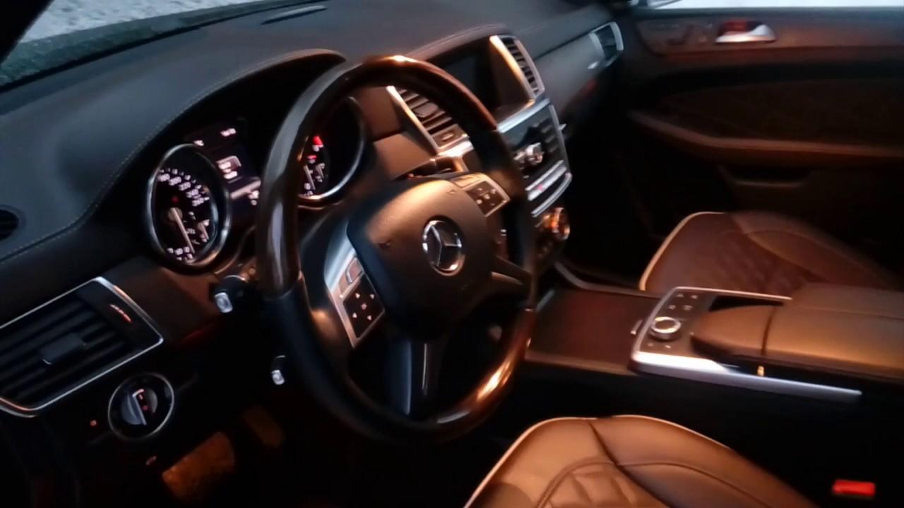Mercedes Gelandewagen: Тест-драйв в программе