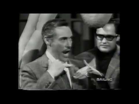 Incontro di Ugo Gregoretti con Mario Del Monaco - Raiuno 1969