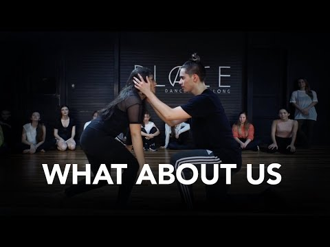 What about us - Pink   Choreography Vale Merino