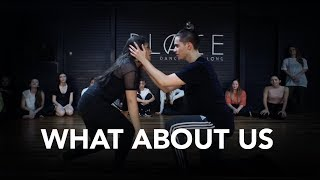What about us - Pink | Choreography Vale Merino