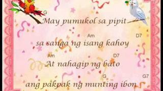 Ang Pipit - Mabuhay Singers