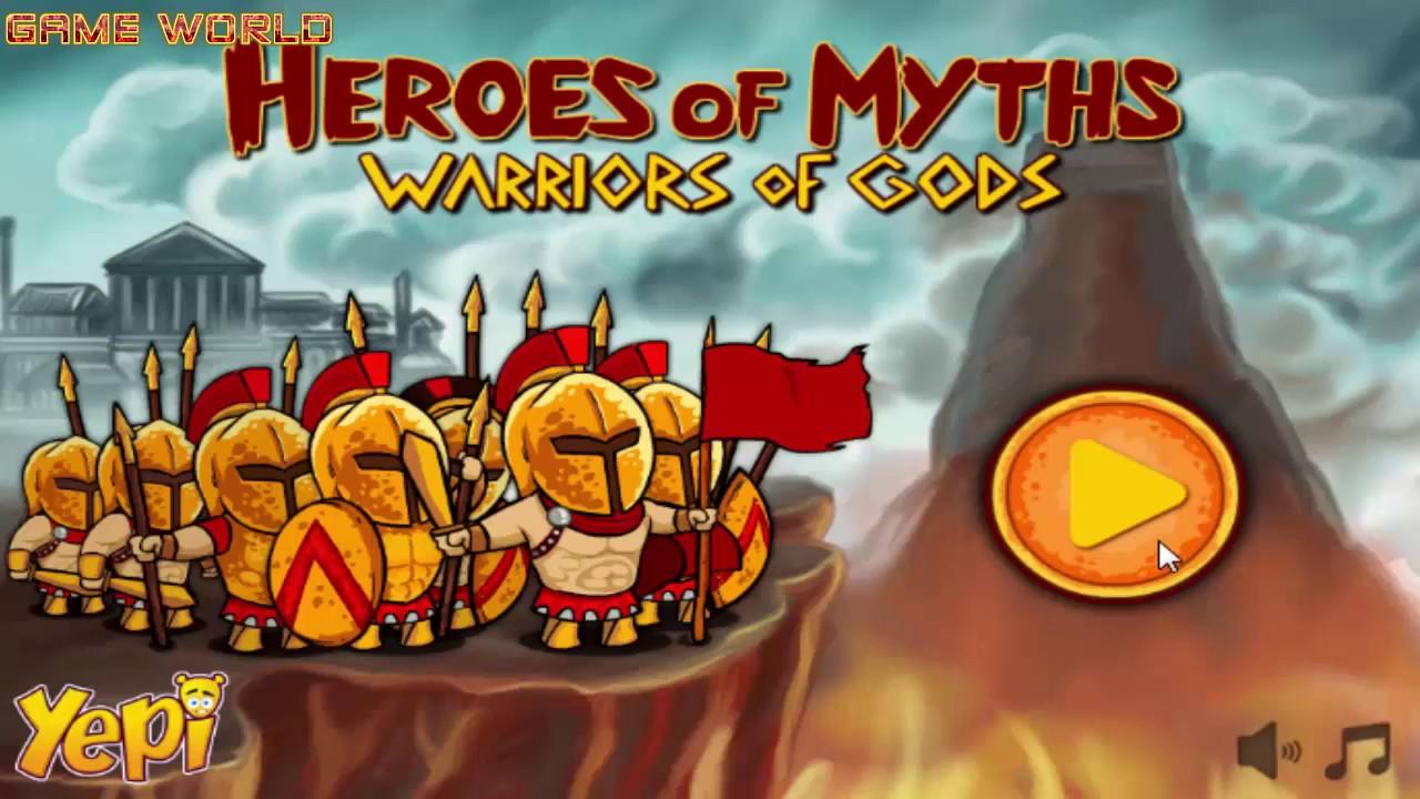 Hero of myths [ 300 chiến binh ] – Game world