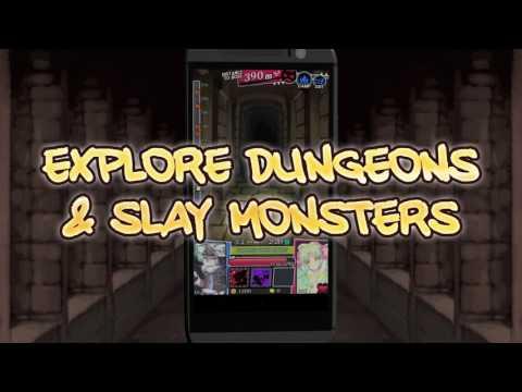 Dungeon & Girls: Card RPG