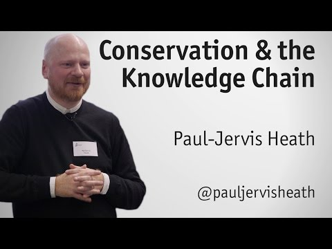 World Usability Day 2016. Sustainability & Green UX - Conservation - Paul-Jervis Heath, Modern Human