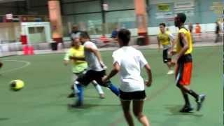 AO Sunday Futsal Summer 2012 round 1 clip (HD)