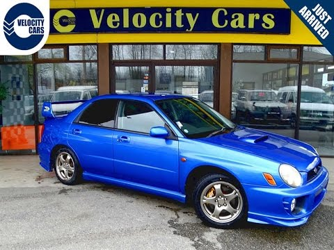 2000 subaru impreza wrx sti bugeye 121k 39 s awd turbo 280hp manual for sale in vancouver canada. Black Bedroom Furniture Sets. Home Design Ideas