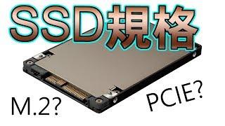 【Huan】M.2? SATA?  SSD的各種規格介紹,如何選購適合自己的SSD