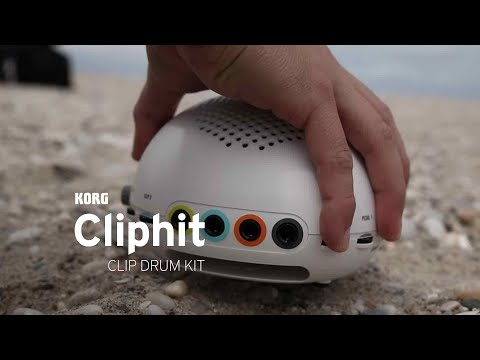 Korg Cliphit – What will you clip and play?