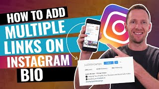 How to Add Multiple Instagram Links in Bio